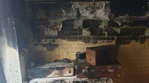 В Дніпровському районі Запоріжжя у приватному будинку сталась пожежа: врятували чоловіка