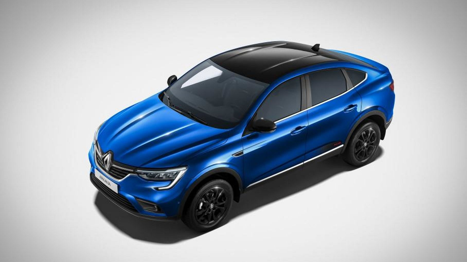 В Запорожье на заводе ЗАЗ будут собирать спецверсию кроссовера Renault Arkana, – ФОТО