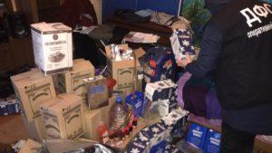 В Запорожье разоблачили и остановили незаконное производство алкогольных подделок, – ФОТО
