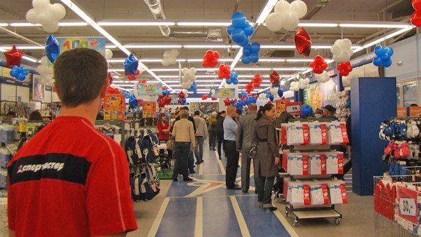 Спортивний магазин в Запоріжжі, на який наклали санкції, не збирається припиняти роботу
