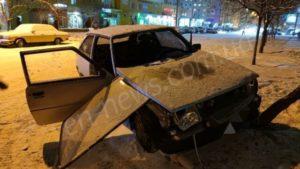 У Запорізькій області в ДТП постраждала 3-річна дівчинка, – ФОТО