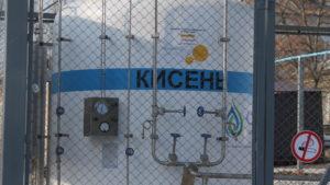 В Запорожской областной инфекционной больнице комиссия изучает причины ложного срабатывания сигнализации кислородной станции