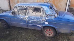 На Запоріжжі поліція знайшла викрадений легковик та повернула його власнику, – ФОТО