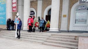 В Запорожье простились с врачом-анестезиологом, которая погибла в пожаре в областной инфекционной больнице, – ФОТО