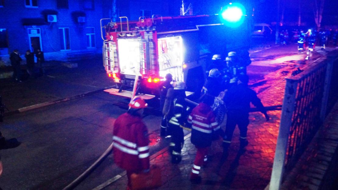 Родинам загиблих у пожежі в інфекційній лікарні виплатять грошову допомогу