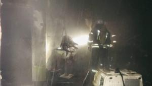 Пожежа у Запорізькій інфекційній лікарні: затримали відповідального за протипожежну безпеку