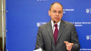 Міністр охорони здоров'я Максим Степанов терміново вилітає у Запоріжжя