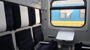 Навесні до столиці із Запоріжжя можна буде потрапити на додатковому потязі