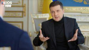 Президент Зеленский – о продаже «Мотор Сич» Китаю: «При моем президентстве – точно нет»