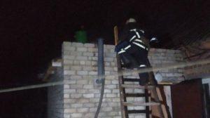 У Запорізькій області через коротке замикання спалахнув будинок, – ФОТО