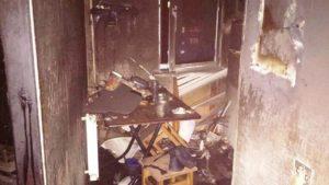 У Запоріжжі на Бабурці сталася пожежа у багатоповерхівці: одна людина загинула, шістьох врятували, – ФОТО