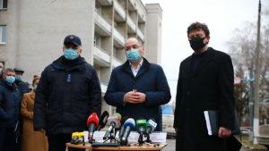 Министр здравоохранения и глава Запорожской ОГА озвучили предварительные причины пожара в инфекционной больнице