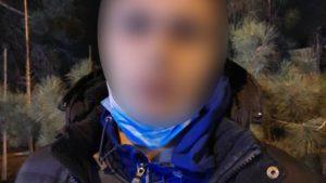 В Запорожье 18-летний парень с ножом пытался ограбить киоск, – ФОТО