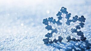 В Кирилівці в передостанній тиждень березня випав сніг, — ФОТОФАКТ