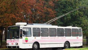 Пасажиропотік в міському електротранспорті Запорізької області впав у два рази