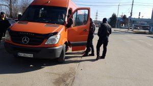 В Запоріжжі провели перевірку: на приміських та міжміських маршрутах знайшли нелегальних маршрутників
