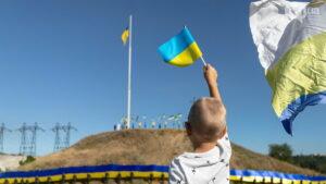 В Запорожье сделают подсветку самого высокого флагштока на Хортице