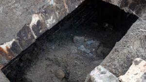 У Запоріжжі під час будівництва житлового комплексу виявили підземний тунель, - ФОТО