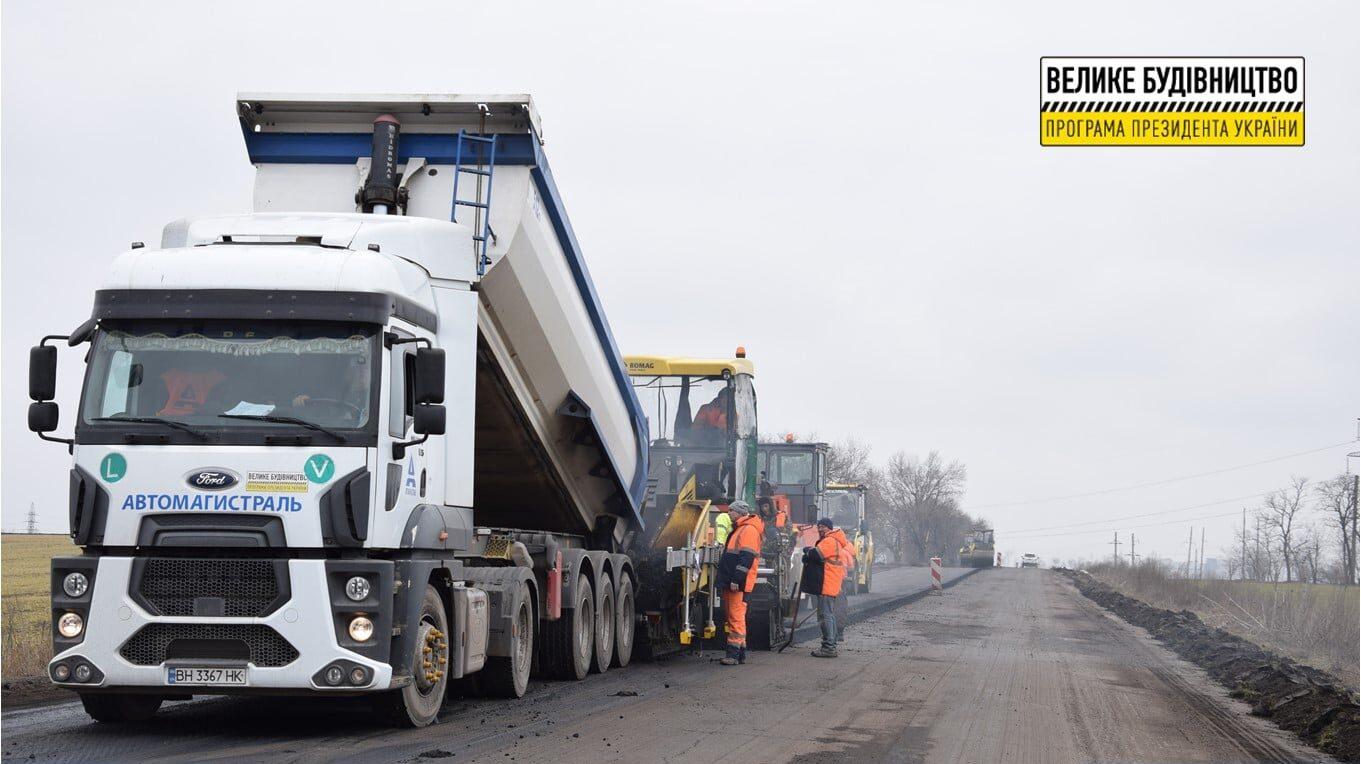 В Запорожской ОГА хотят взять по 100 миллионов гривен в кредит для ремонта дорог в районах