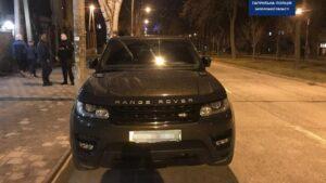 У Запоріжжі знайшли машину, яку викрали шість років тому в Німеччині, - ФОТО