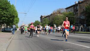 Через високу активність COVID-19 в Запоріжжі дату проведення бігового марафону перенесли на невизначений термін
