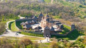 В Офисе президента рассказали об амбициозных планах на «Большую реставрацию» запорожской Хортицы