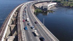 В Запорожье на этой неделе остановят движение троллейбусов на Правый берег