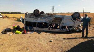 Суд оставил без изменений приговор водителю, по вине которого в Запорожской области погибли 7 человек
