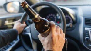 Вулицями Запоріжжя роз'їжджав п'яний водій: на нього склали адмінпротокол, - ВІДЕО