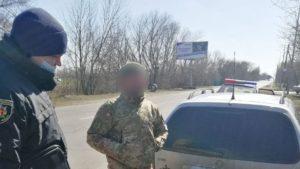 У Запорізькій області п'яний водій спробував відкупитися від поліції, – ФОТО