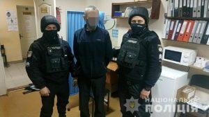 У Запоріжжі крадій намагався обікрасти поліклініку: його затримала поліція, – ФОТО