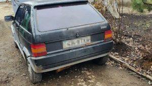 В Запорожье полиция задержала злоумышленника, который угнал автомобиль, – ФОТО