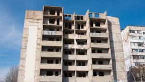 В Запорожье за 13 миллионов продают недострой многоэтажки в центре Хортицкого района, – ФОТО
