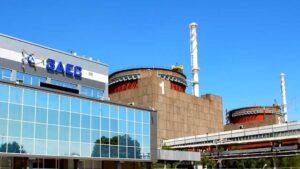 На Запорізькій АЕС вчергове відключили енергоблок