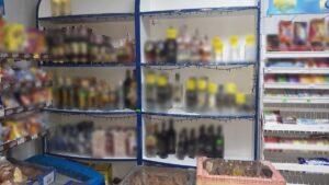 Изъяли литры алкоголя и 3500 пачек сигарет: под Запорожьем полиция провела рейд, - ФОТО