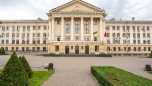 В Запорожье во время сессии сообщили о минировании здания городского совета