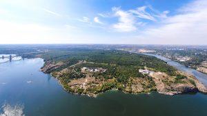 У Запоріжжі цього року розпочнуть оновлення інфраструктури Хортиці