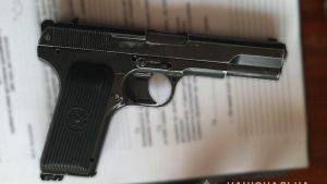 В Запорожье пассажир такси выстрелил в водителя: его задержали, – ФОТО