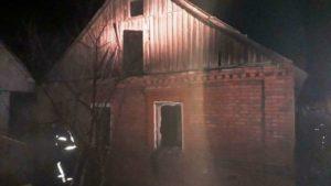 У Запорізькій області у пожежі в приватному будинку загинув чоловік, – ФОТО