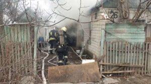У Запоріжжі пожежа в приватному будинку забрала життя чоловіка, - ФОТО