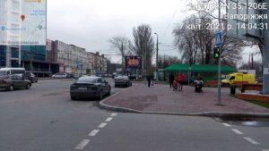 За неделю запорожские водители принесли в бюджет города более 20 тысяч гривен