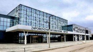 В запорожском аэропорту рассказали, что за март пассажиропоток увеличился