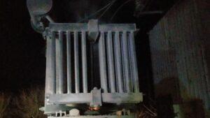На підстанції в Запорізькому районі сталась пожежа: рятувальники розповіли подробиці, — ФОТО