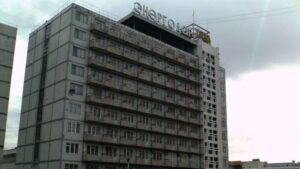 Монументальный отель в Запорожской области превратят в современный бизнес-центр