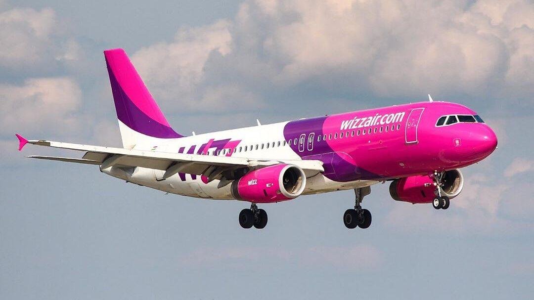 Wizz Air увеличил количество рейсов из Запорожья во Вроцлав