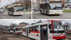 Запорожцы смогут следить за перемещением коммунального транспорта по-новому
