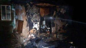 Під Запоріжжям в приватному домоволодінні через коротке замикання сталась пожежа, — ФОТО