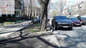 В бюджет Запоріжжя за тиждень зайшло більше 20 тисяч гривень через неправильну парковку громадян