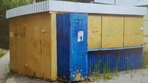 На Бабурці в Запоріжжі демонтували черговий ларьок