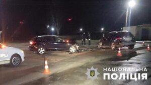 У Запорізькій області п'яний водій вилетів на зустрічну полосу: постраждали три людини, - ФОТО